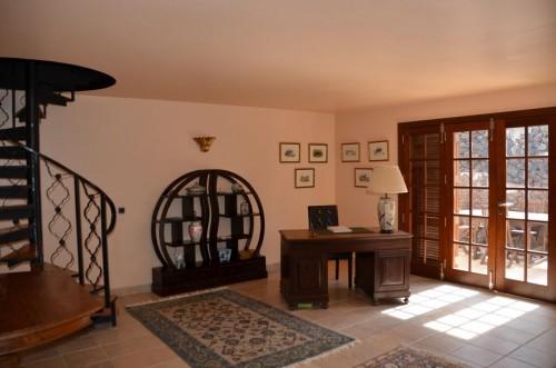 Salon im Untergeschoss